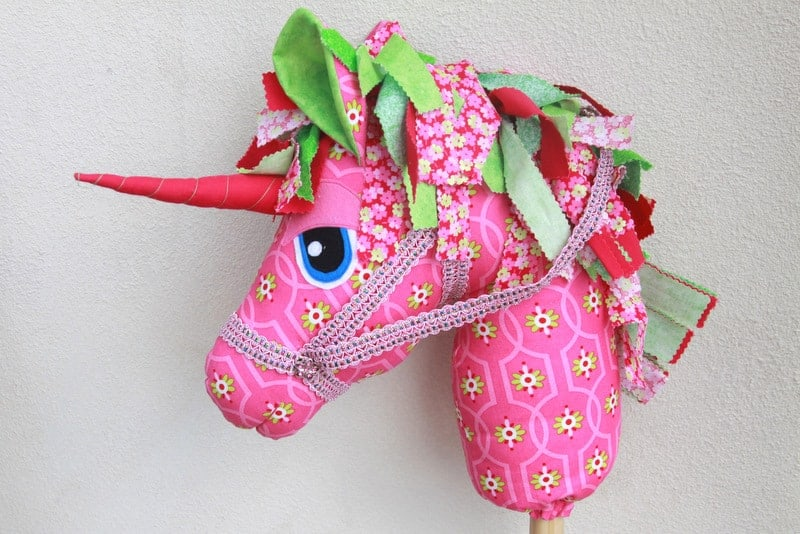 Woonicorn Unicorn Hobby Horse Pattern (6)