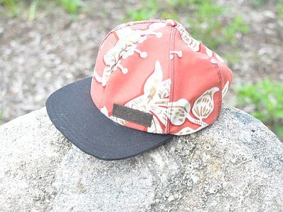 Classic baseball hat sewing pattern with video tutorial