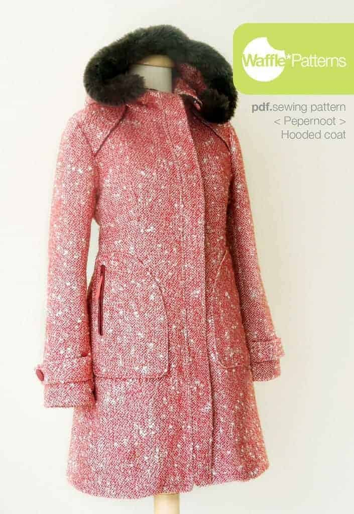 Pepernoot Hooded Coat