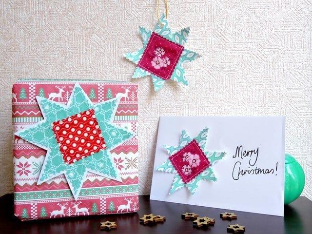 Christmas-star-fabric-gift-tags