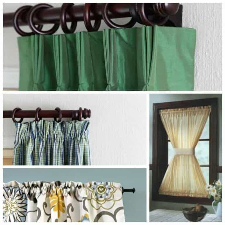 How to sew curtains   Beginners Guide