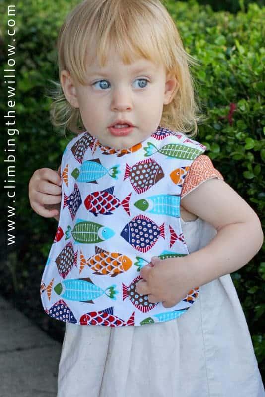 Baby bib sewing pattern free