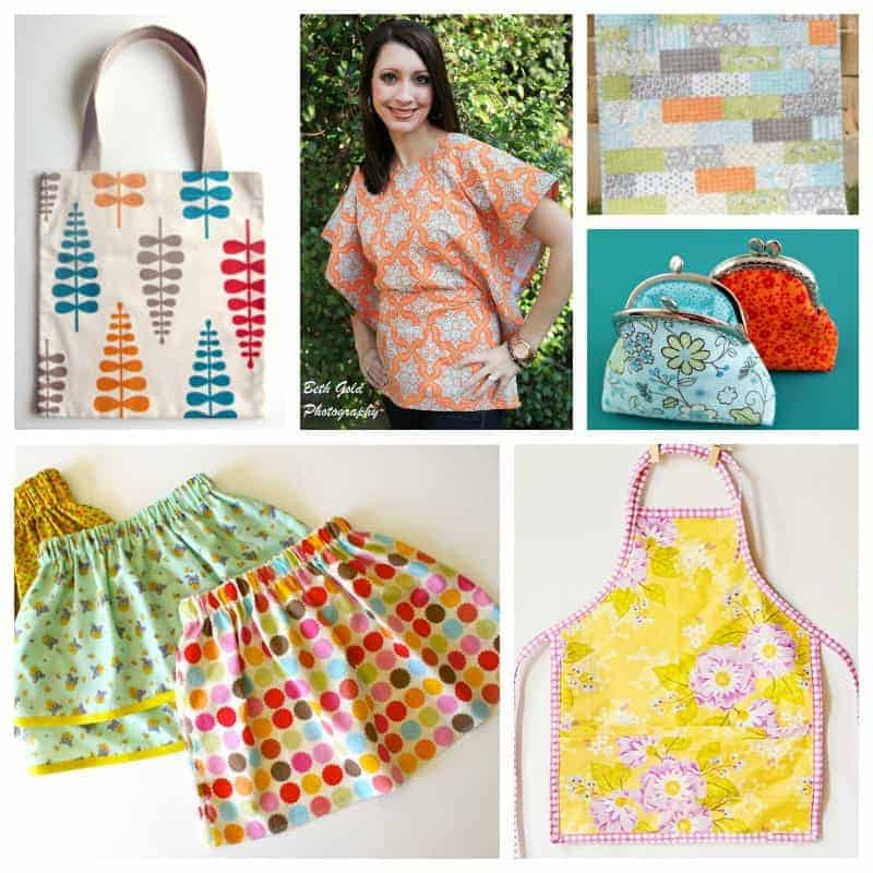Make learning to sew easy with the best beginner sewing projects. Just because you've never sewn a seam, your first sewing project doesn't have to be boring. Here's a great collection of easy sewing patterns and tutorials. Learn to sew DIY clothing, accessories, quilts, bags and projects for home. Let's get sewing.