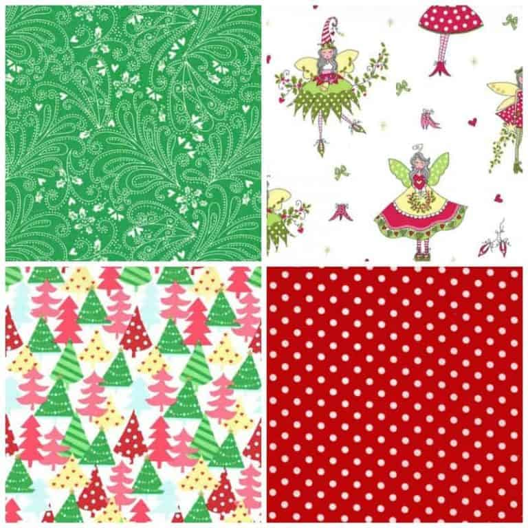 Fave Fabric Friday: Hollywood Pixies