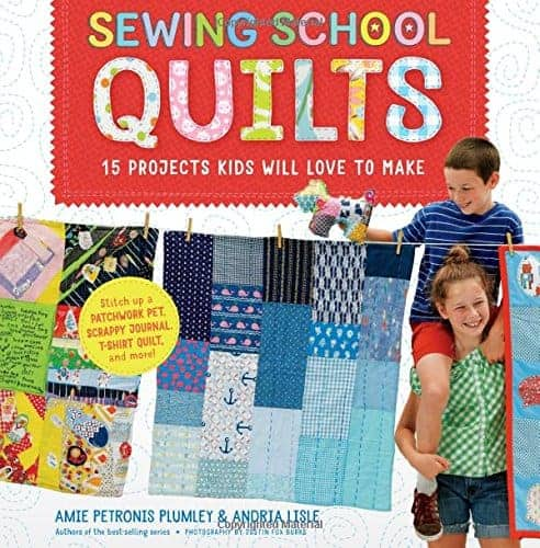 Sewing School Quilts book review