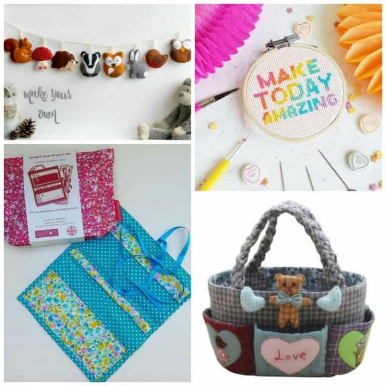 Sewing Craft Kits: gift ideas for sewists