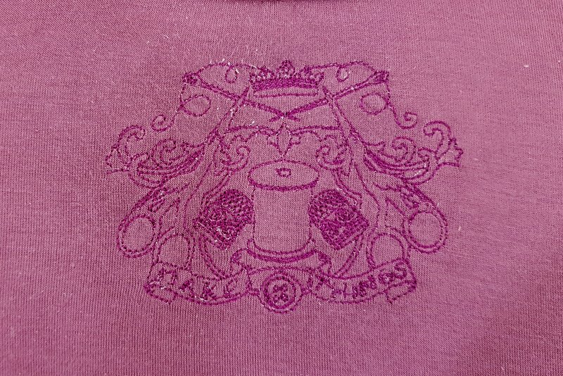 Sewing Crest machine embroidery pattern from Urban Threads