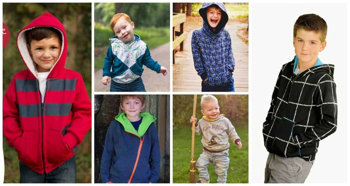 Which is your favourite kids hoodie pattern?